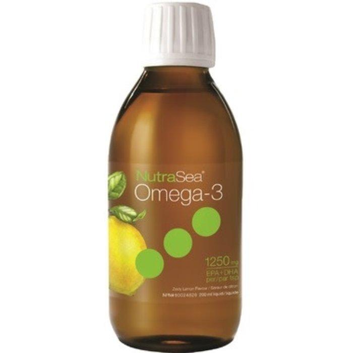 Omega-3 concentré 1250mg 200ml saveur citron