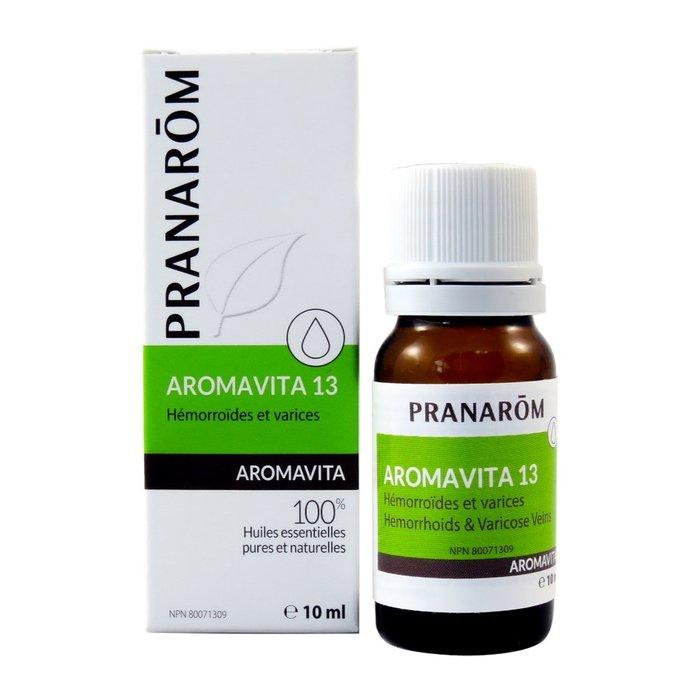 Aromavita 13 Hemorroides et varices 10ml
