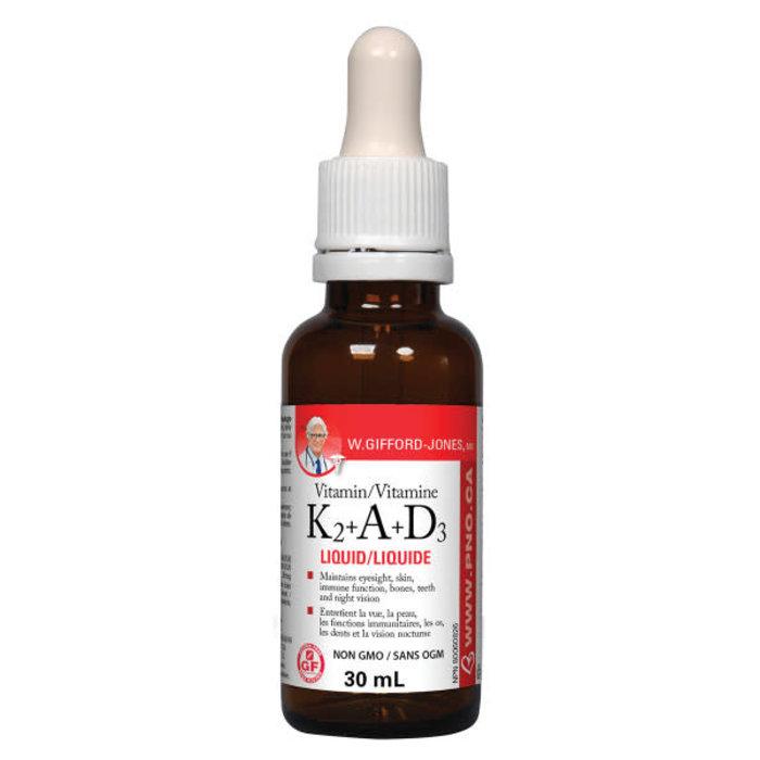 Vitamine K2 - A - D3 30ml