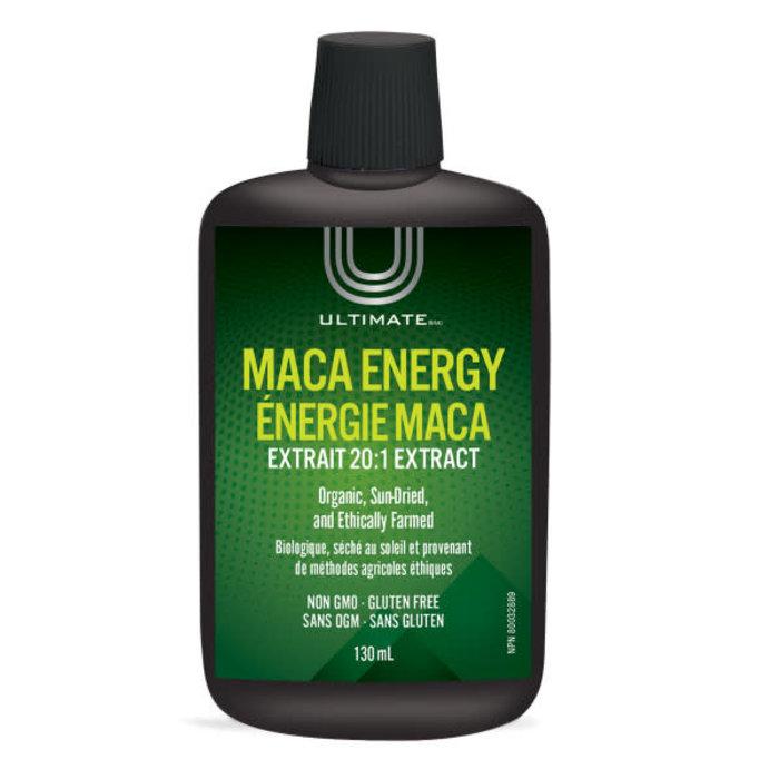 Ultimate Maca Énergie 130 ml