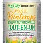 Protéine végétalienne bio saveur printemps tout-en-un  780g