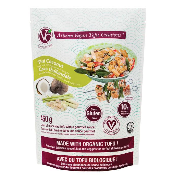 Tofu Coco thailandais congele 450g