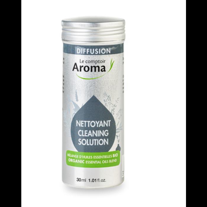 Solution nettoyant pour nebuliseur 30ml