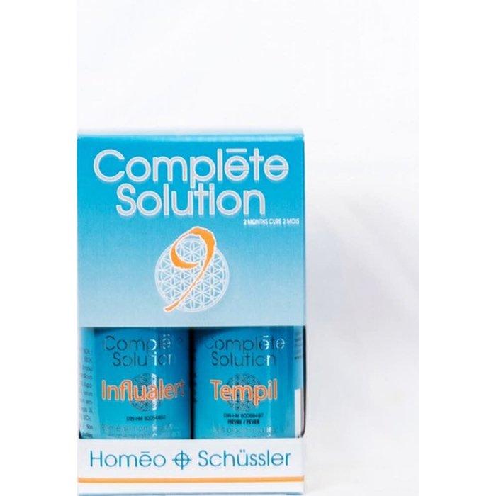 Complète  Solution 9 - grippe et infection 30 ml
