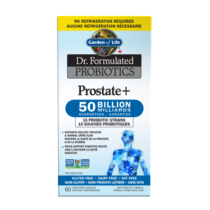 Probio Prostate 50 millards 60 capsules