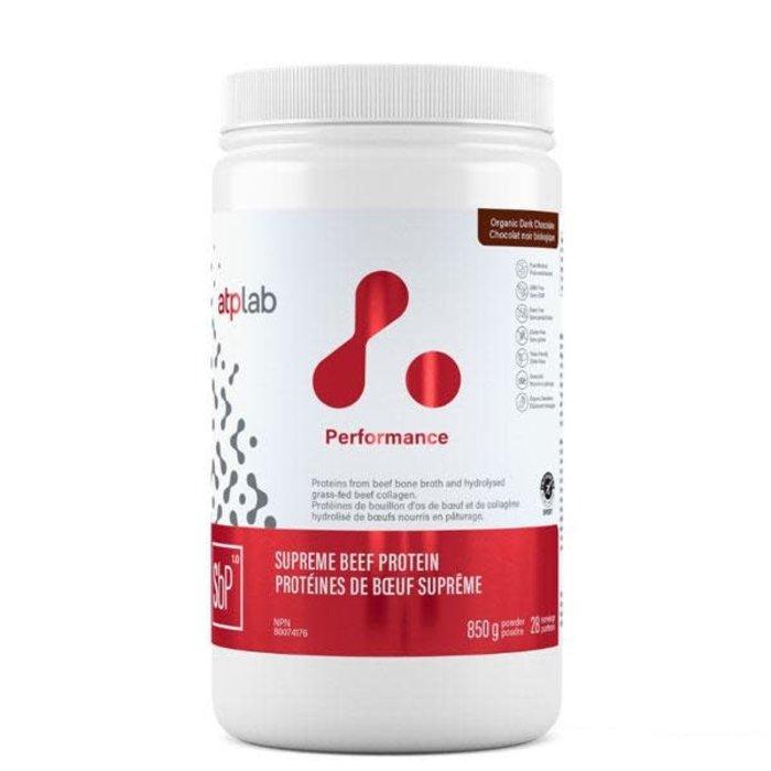 Proteine de boeuf supreme, chocolat 850g