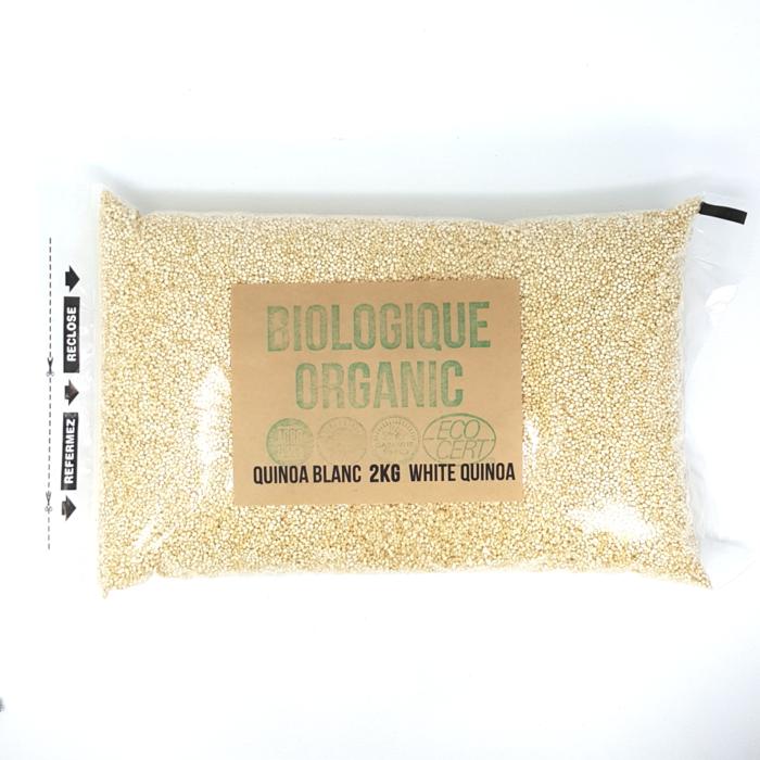 Quinoa blanc 2kg