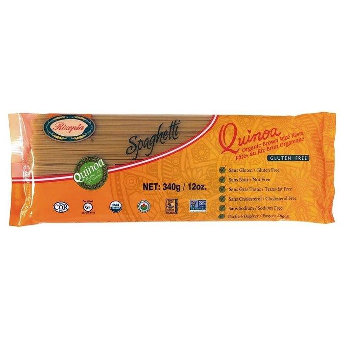 Spaghetti de quinoa, 340g