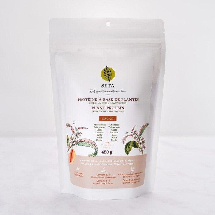 Protéine à base de plante 420g