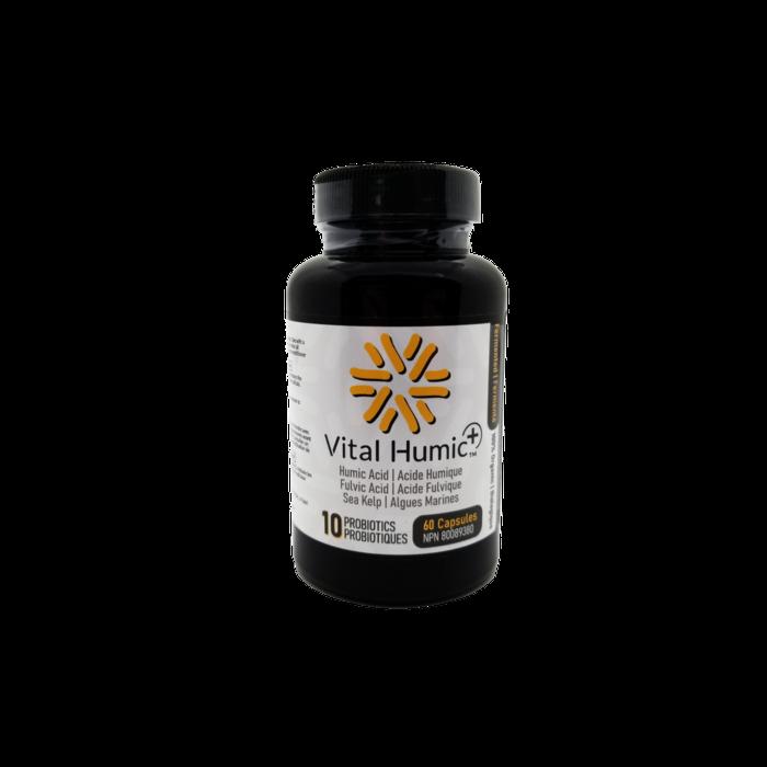 Vital Humic+, 60 capsules