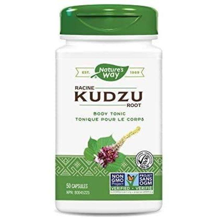 Racine de Kudzu, 50 capsules