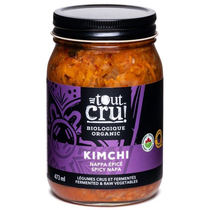 Kimchi Nappa epice bio  473ml