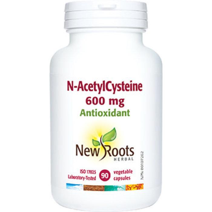 N-AcetylCysteine 90 caps
