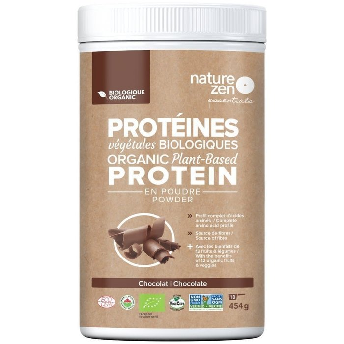 Proteines vegetales bio -