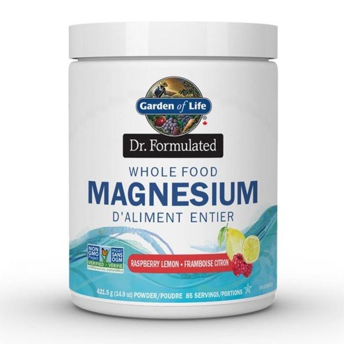 Magnésium d'aliment entier