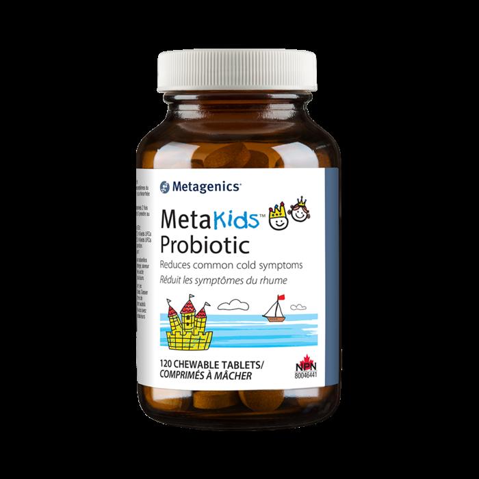 Metakids Probiotiques à croquer pour enfants