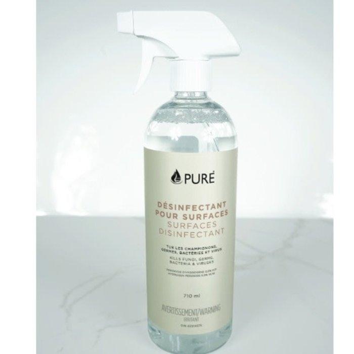 Desinfectant pour surfaces 710ml