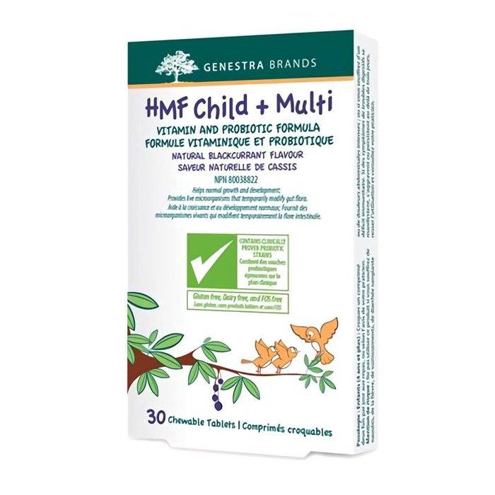HMF Child + multi, 30 comprimes croquables