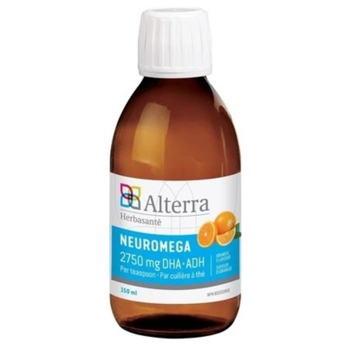 Neuromega 150ml DHA-ADH 2750mg - orange