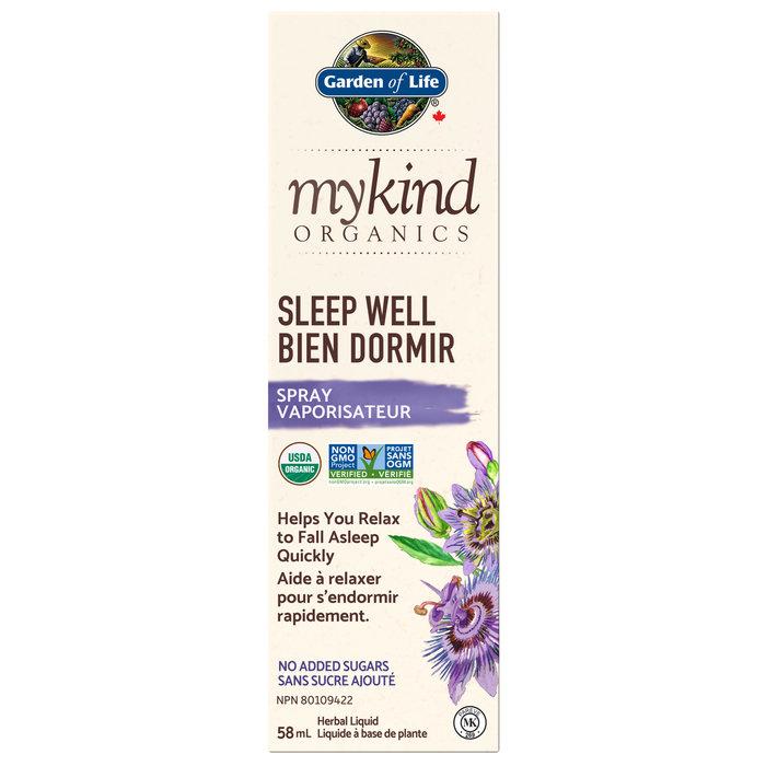 Bien dormir - Sleep Well, 58ml