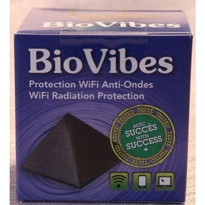 Pyramide anti-ondes pour WiFi