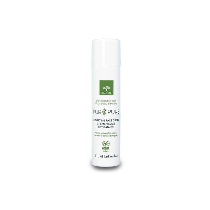 Creme visage hydratante Pur & Pure 50g