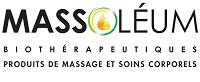Massoléum produits de massage et soins corporels biothérapeutiques