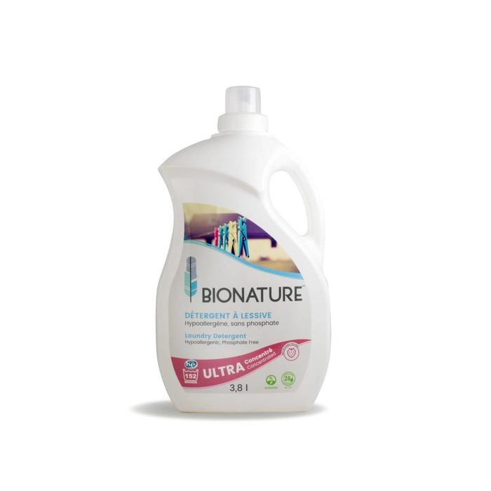 Detergent a lessive He 3.8L