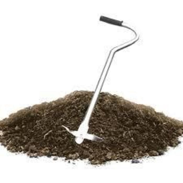 Aerateur pour compost