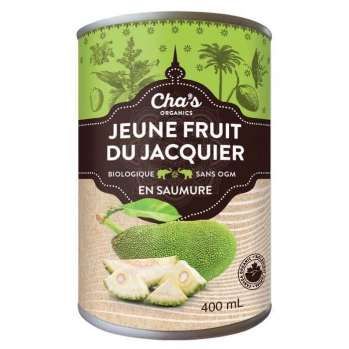 Jeune jacquier (jackfruit) en saumure bio 400 ml