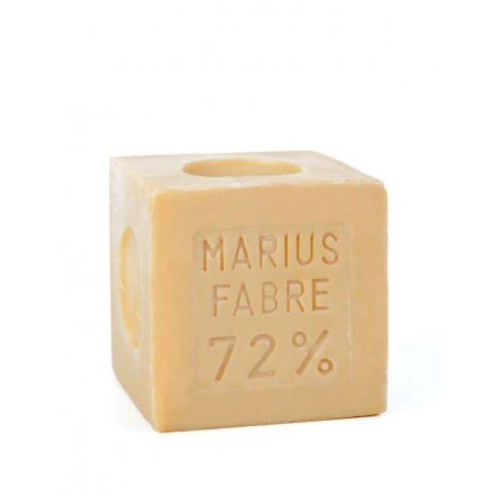 Cube savon de pays de Marseilles détachant beige 400g