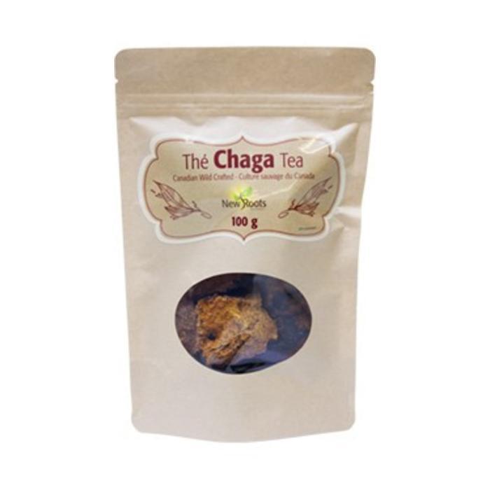 The Chaga 100g en morceaux