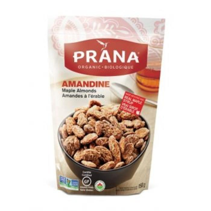 Collation Amandes a l'érable Amandine bio 150g