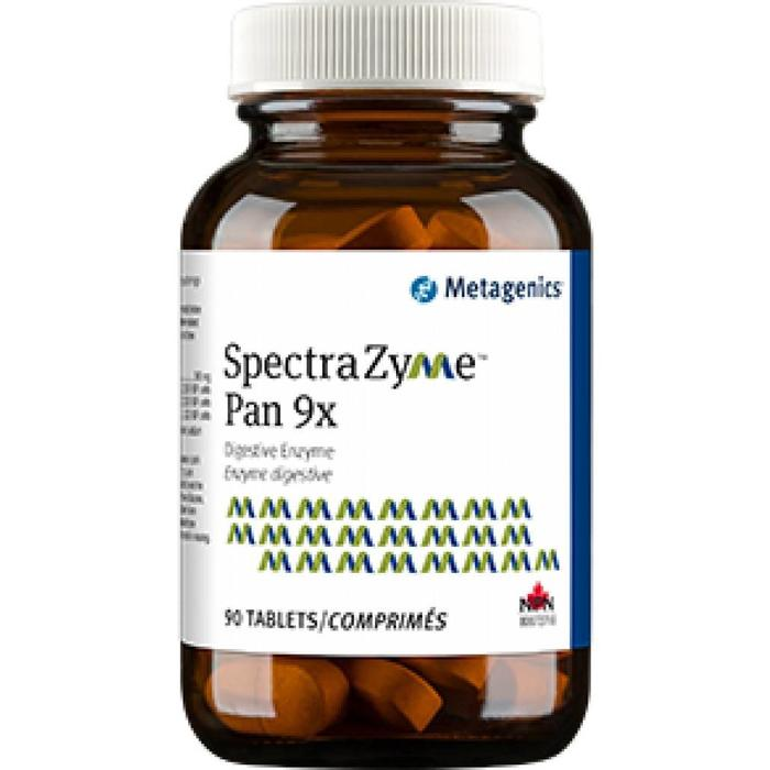 Spectra Zyme Pan9x ES 90 capsules