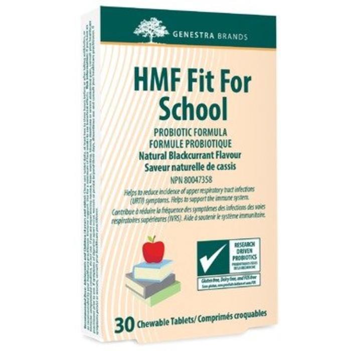 HMF Fit for school 30 comprimés croquables