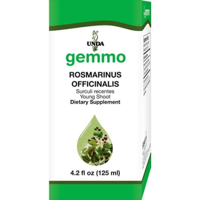Rosmarinus officinalis (gemmo romarin) 125ml