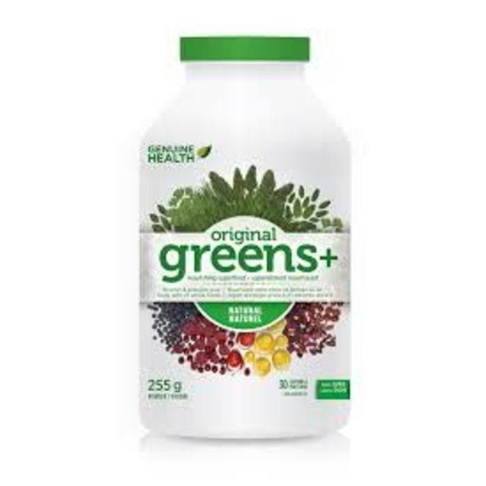 Greens + original 30 portions 255g