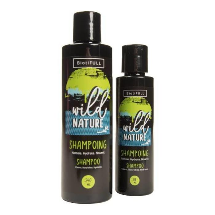Shampooing Wild nature 240ml