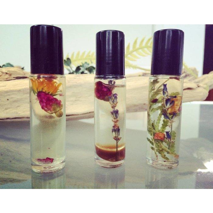 Huiles parfumées aux huiles essentielles