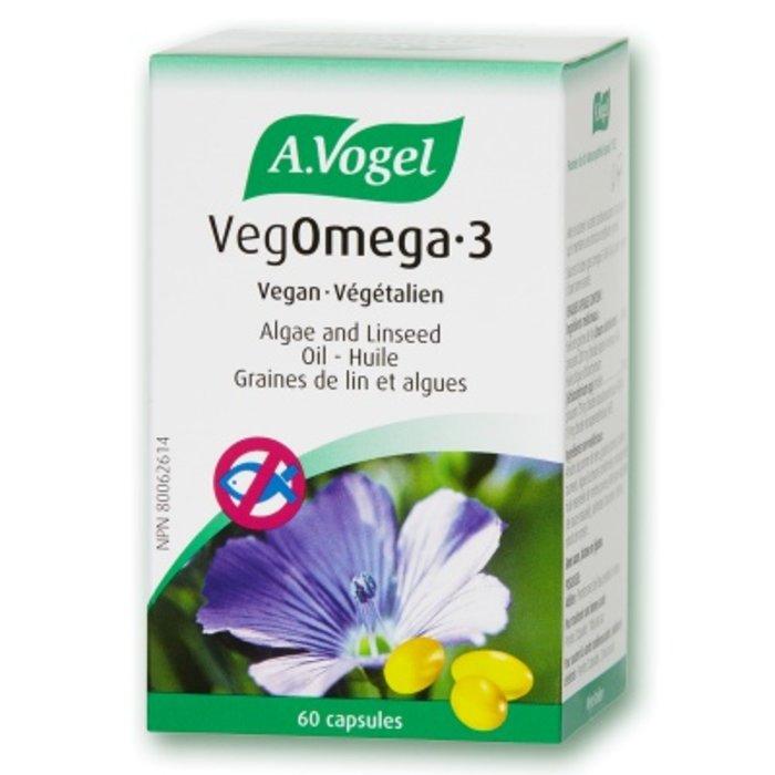 VegOmega-3 60 caps
