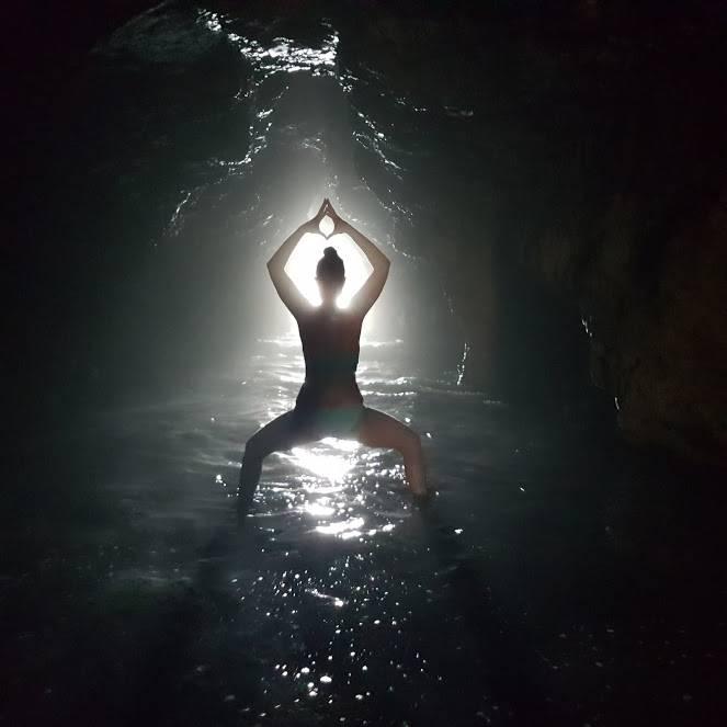 Des nouvelles de Marianne! Vive la pratique quotidienne de yoga!