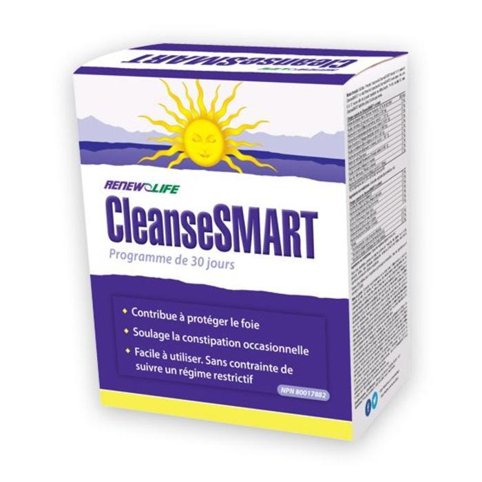 Trousse cleansesmart 30 jours