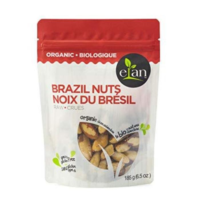 Noix du Brésil crues bio 185g