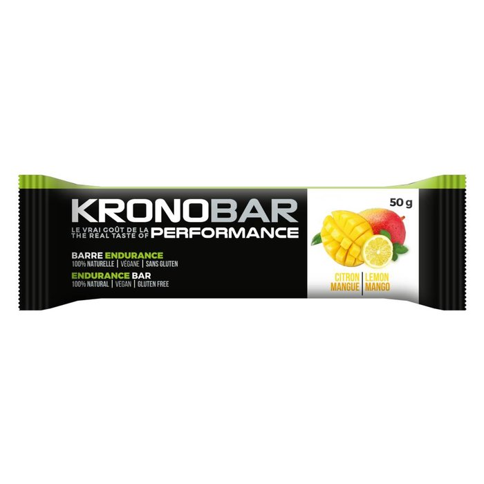 Barre endurance 50g
