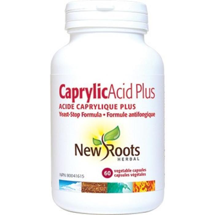 Acide caprylique Plus 60 caps