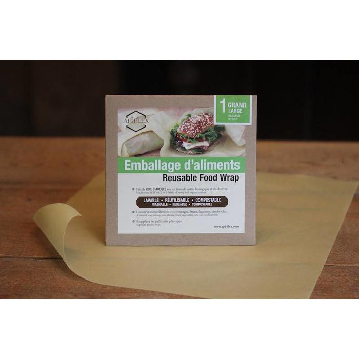 Emballages d'aliments Api-Flex