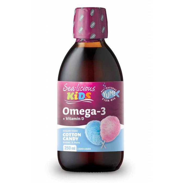 Oméga-3 pour enfants
