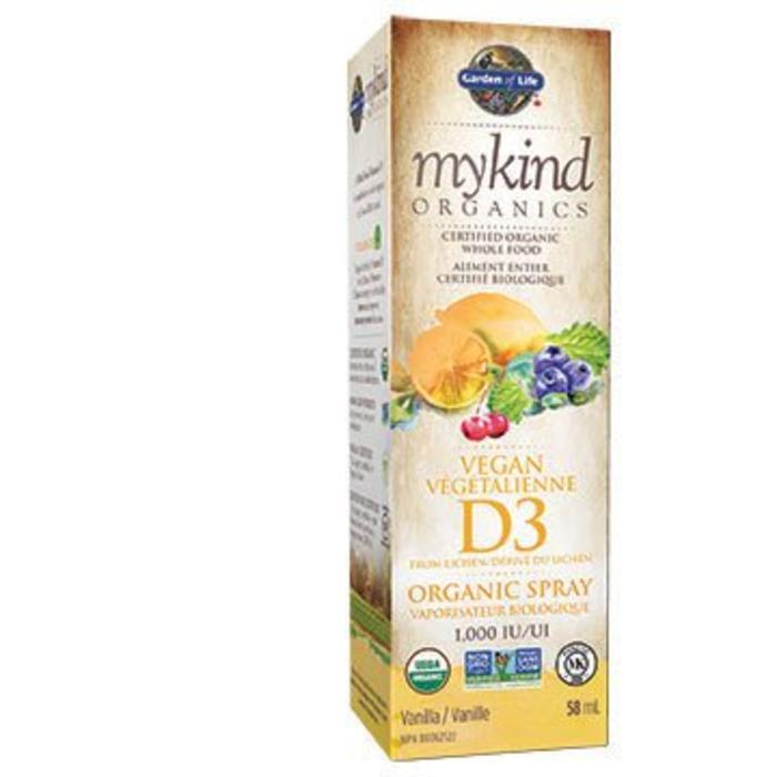 Vitamine D3 en vapo
