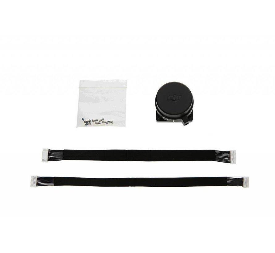 Matrice 100 X3/Z3 Gimbal Installation Kit