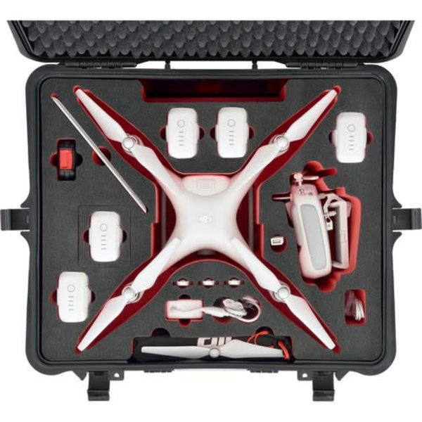 HPRC HPRC 2700W Hard Wheeled Case for Phantom 4/4 Pro
